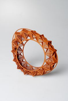 printed jewelry designed by Theresa burger. Contemporary Jewellery, Modern Jewelry, Jewelry Art, Fine Jewelry, Jewelry Design, Jewelry Accessories, 3d Printed Objects, 3d Printed Jewelry, 3d Prints