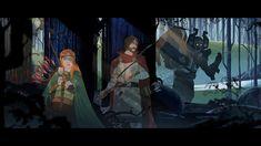 The Banner Saga - behind the scenes