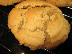 Chewy Peanut Butter Cookies - Sweet Pea