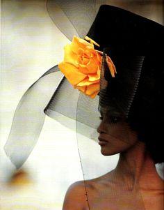 Pierre Cardin Haute-Couture 1989 1990 Black Brown 0a0e60d1743f