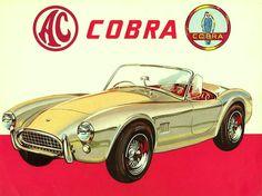 AC Cobra - brochure