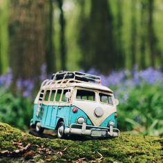 Volkswagen Kim Leuenberger : le rêve et l'évasion en miniature   BeCombi