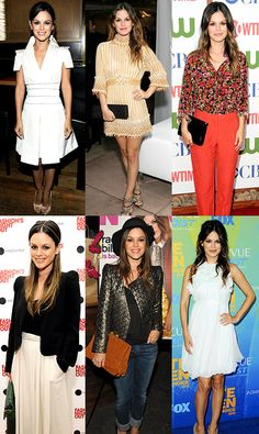 Fashion Trailblazer Celebrity Style Deconstructed   Rachel Bilson