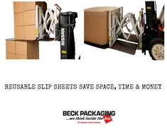Plastic slip sheets have replaced wooden pallets as the top storage and shipping choice of many top manufacturing industries. Speak to an owner today and see if slip sheets can benefit your business! 1.800.722.2325 http://www.beckpackaging.com/ #BeckPackaging #BeckSolutions #MachineMatchmakers #SlipSheets