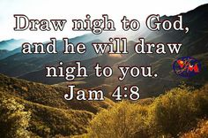 INSPIRATION: GOD WANTS TO MOVE CLOSE TO YOU Draw close to God, and he will close nigh to you. Cleanse your hands, ye sinners; and purify your hearts, ye double minded. (James 4:8) Come close to God. Our God wants to be close to His children. Even when Adam and Eve did sin God still came as usual.Its Adam and Eve who went away and hid instead of waiting for His arrival. God loves to be close to you. Cleanse your sins. Ask Him forgivness of all sins and remove all guiltiness. He is so…