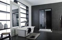 Design Mobel – Duschen Luxus: Suite Einzel Duschkabine von Systempool