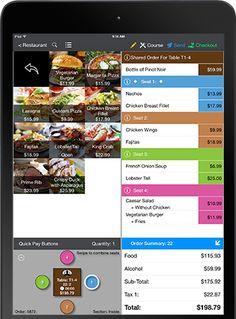 TouchBistro :  Restaurant iPad POS System
