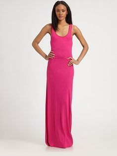By Malene Birger - Jersey Maxi Dress - Saks.com