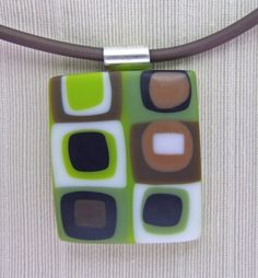 Hey, I found this really awesome Etsy listing at https://www.etsy.com/listing/63054543/lime-square-pendant-fused-glass-jewelry