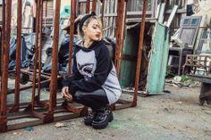 hoodie - buzo - diseño - urbanlife - fashion - design - tiburon -shark - pixelart - pixel