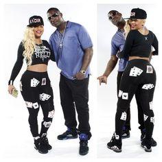 Keyshia Ka'oir and Gucci Mane – Hottest Couple – Atlanta – Miami Dope Fashion, Fashion Killa, Fashion Styles, Couple Outfits, 2 Piece Outfits, Celebrity Look, Celebrity Couples, Classy Outfits, Stylish Outfits