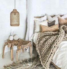 bois laine rotin