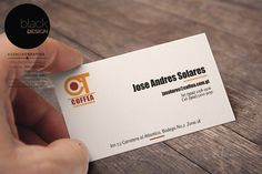 #TarjetasdePresentación #BusinessCard #Tarjeta #card #Coffee #Café #Diseño #Design #DiseñoGráfico #GraphicDesign #Creativity #Creatividad #Agencia #Agency
