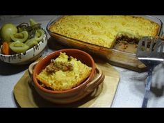 Reteta Placinta pastorului (ciobanului) - YouTube Pudding, Cooking, Youtube, Desserts, Food, Pastor, Kitchen, Tailgate Desserts, Deserts