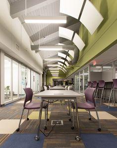 Gentil Inver Hills Community College   A Case Study   ISpace Furniture