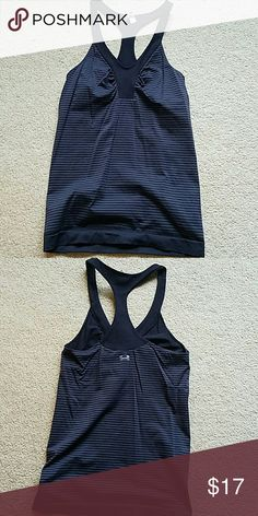 Underarmour Workout Tank Good used condition. No flaws Tops