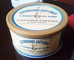 E.Hoffman Distinguished Gentleman