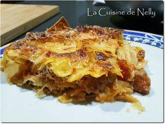 Lasagnes AU chou Vert VS Lasagnes DE chou Vert Lasagna, Curry, Cooking, Ethnic Recipes, Food, Cabbage Lasagna, Stuffed Eggplant, Collard Greens, One Pot Meals