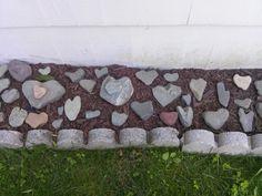 My heart rocks from the beach. :)))))))))
