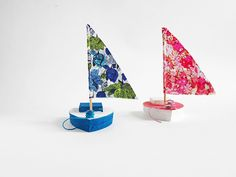 DIY 4th of July Activities   Race Handmade Boats