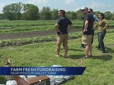 Farm raises funds to bounce back after hail storm | Local News - KETV Home