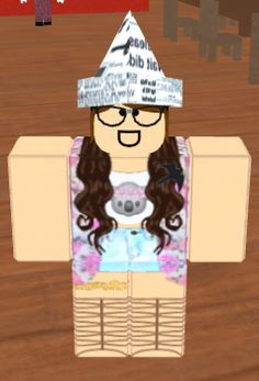 My character on roblox