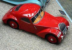 Závodní speciál Jawa 750 v hale Národního technického muzea Old Sports Cars, Sport Cars, Gt Cars, Race Cars, Gilles Villeneuve, Mini Trucks, Small Cars, Exotic Cars, Tractor
