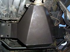 Rear Differential Skid Plate