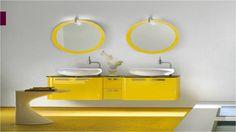 arredo bagno giallo - Cerca con Google