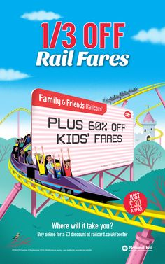 The 17 Best National Railcard Posters Images On Pinterest In 2018