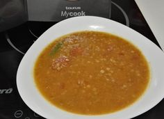 Lentejas fáciles para #Mycook http://www.mycook.es/cocina/receta/lentejas-faciles