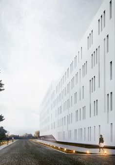 CGarchitect - Professional 3D Architectural Visualization User Community | Hospital in Cracov
