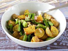 1000+ images about Vegan Food - Salads - Potato on Pinterest | Vegan ...
