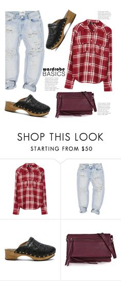 """""""Saturday Slouch!"""" by hattie4palmerstone ❤ liked on Polyvore featuring Paige Denim, OneTeaspoon and BeckSöndergaard"""