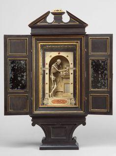 Paul Reichel: Tödlein-Schrein, c. 1580