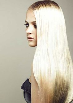 Hair implants treat permanent hair loss through grafting techniques. Micro implants are among the most safe, effective and long-lasting treatment methodologies available today. Sleek Hairstyles, Straight Hairstyles, Layered Hairstyles, Hair Extension Salon, Halo Hair Extensions, Blonde Extensions, Weave Extensions, Platinum Blonde Hair, Ash Blonde