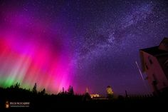 Amazing Images Show Northern Lights as Seen by Naked Eye (Photos)