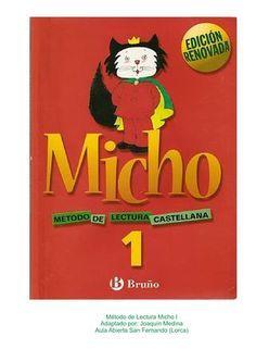 Micho mayúscula