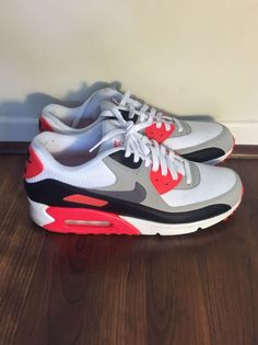 Air Max 90 OG Infrared 2015 Size 12 Safari Atmos Camo Essential Nmd Ultra  Boost  d64ad651c11cd