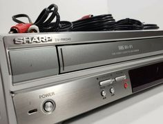 Vcr Player, Vhs To Dvd, Dolby Digital, Etsy Shop, Check