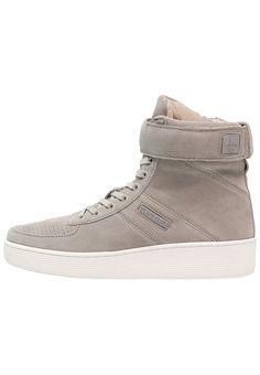 dikke Criminal Damage  ENZO Sneakers hoog grey (grijs)