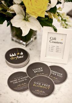 bride groom arizona wedding giveaways
