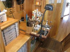 Custom Fly Tying Bench - Page 3 - The Fly Tying Bench - Fly Tying