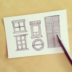 Day 1 #inktober #sketch #draw #october #ink www.extraboldstudio.com