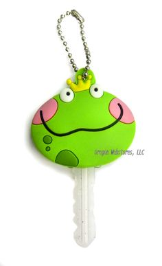 Frog Head Key Cover
