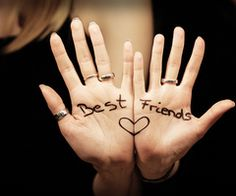 best <3 friends