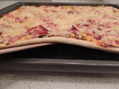 Szybkie ciasto na pizze