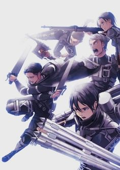 Looking for information on the anime Shingeki no Kyojin The Final Season? Find out more with MyAnimeList, the world's most active online anime and manga community and database. Final Season of Shingeki no Kyojin. Armin, Mikasa, Attack On Titan Season, Attack On Titan Anime, Chibi, Noragami, Snk Scan, Manga Anime, Anime Art