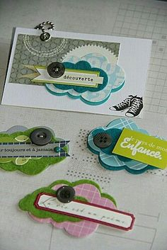 DIY embellishments