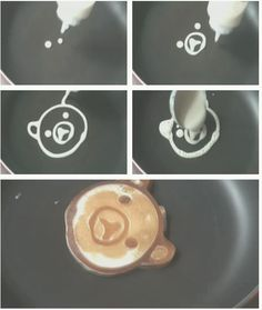 Cute teddy bear pancakes. smart way of making designs!!  We are an authorised broker for Discovery! celri@olleyfin.co.za